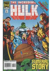 Comics 1995-10 The Incredible Hulk 434