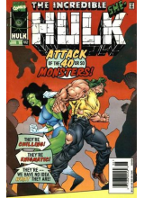 Комикс 1996-06 The Incredible Hulk 442