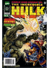 Комикс 1996-08 The Incredible Hulk 444
