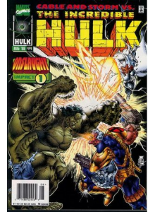 Comics 1996-08 The Incredible Hulk 444