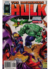 Комикс 1996-09 The Incredible Hulk 445