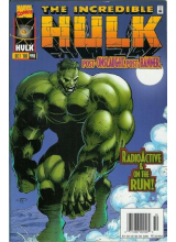 Комикс 1996-10 The Incredible Hulk 446