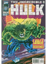 Комикс 1996-11 The Incredible Hulk 447
