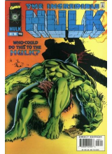 Комикс 1996-12 The Incredible Hulk 448