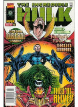 Комикс 1997-02 The Incredible Hulk 450