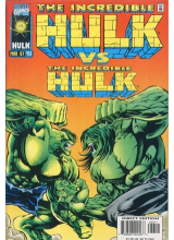 Комикс 1997-05 The Incredible Hulk 453