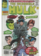 Комикс 1997-07 The Incredible Hulk -1 Flashback
