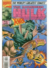 Комикс 1997-08 The Incredible Hulk 455