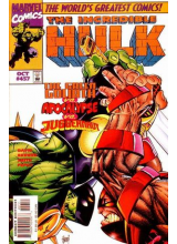 Комикс 1997-10 The Incredible Hulk 457