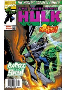 Comics 1997-11 The Incredible Hulk 458