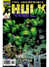 Комикс 1998-02 The Incredible Hulk 461
