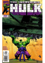 Комикс 1998-03 The Incredible Hulk 462