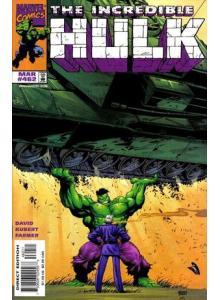 Comics 1998-03 The Incredible Hulk 462