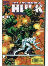 Комикс 1998-05 The Incredible Hulk 464