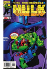 Комикс 1998-06 The Incredible Hulk 465