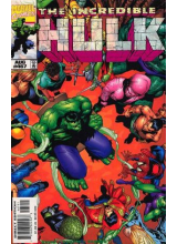 Комикс 1998-08 The Incredible Hulk 467