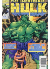Комикс 1998-09 The Incredible Hulk 468