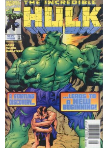 Comics 1998-09 The Incredible Hulk 468