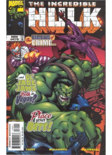 Комикс 1998-11 The Incredible Hulk 470
