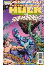 Комикс 1998 The Incredible Hulk Annual
