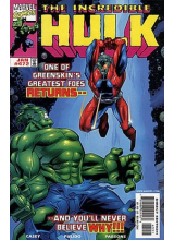Комикс 1999-01 The Incredible Hulk 472