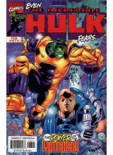 Комикс 1999-02 The Incredible Hulk 473