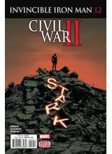 Комикс 2016-10 The Invincible Iron Man 12