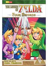Манга   The Legend of Zelda - Four Swords vol 02