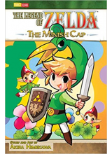 Манга | The Legend of Zelda - The Minish Cap