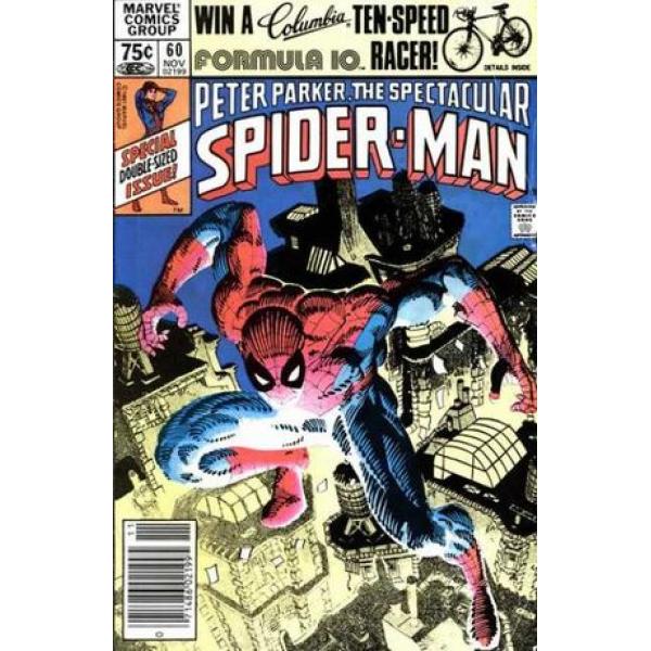 Comics 1981-11 The Spectacular Spider-Man 60 1