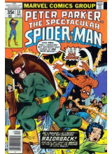 Комикс 1977-12 The Spectacular Spider-Man 13