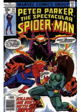 Комикс 1978-01 The Spectacular Spider-Man 14