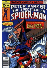 Комикс 1978-05 The Spectacular Spider-Man 18