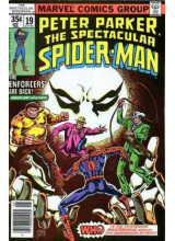 Комикс 1978-06 The Spectacular Spider-Man 19