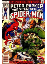 Комикс 1978-08 The Spectacular Spider-Man 21