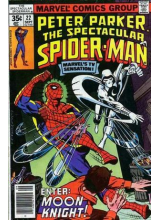 Комикс 1978-09 The Spectacular Spider-Man 22