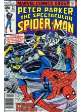 Комикс 1978-10 The Spectacular Spider-Man 23