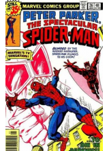 Комикс 1979-01 The Spectacular Spider-Man 26