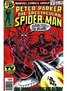 Comics 1979-02 The Spectacular Spider-Man 27