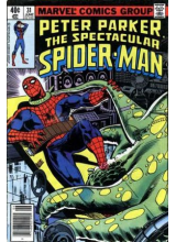 Комикс 1979-06 The Spectacular Spider-Man 31