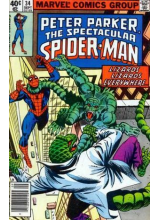 Комикс 1979-09 The Spectacular Spider-Man 34