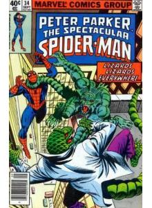 Comics 1979-09 The Spectacular Spider-Man 34