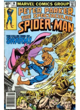 Комикс 1979-11 The Spectacular Spider-Man 36