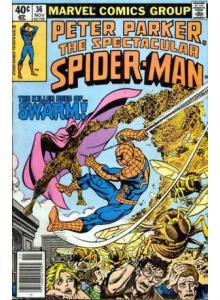 Comics 1979-11 The Spectacular Spider-Man 36