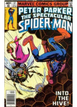 Комикс 1979-12 The Spectacular Spider-Man 37