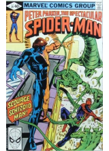 Комикс 1980-02 The Spectacular Spider-Man 39