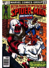 Комикс 1980-04 The Spectacular Spider-Man 41