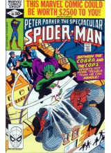 Комикс 1980-09 The Spectacular Spider-Man 46