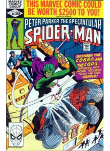 Comics 1980-09 The Spectacular Spider-Man 46