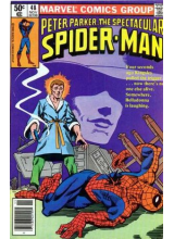 Комикс 1980-11 The Spectacular Spider-Man 48